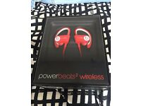 Beats Powerbeats2 Wireless Bluetooth Earphones BRAND NEW