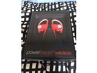 Beats Powerbeats2 Wireless Bluetooth Earphones BRAND NEW