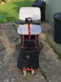Mobility Scooter - Approx 2 yrs old, Excellent condition