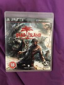 PS3 games Dead Island and Battlefield 3 limited edition