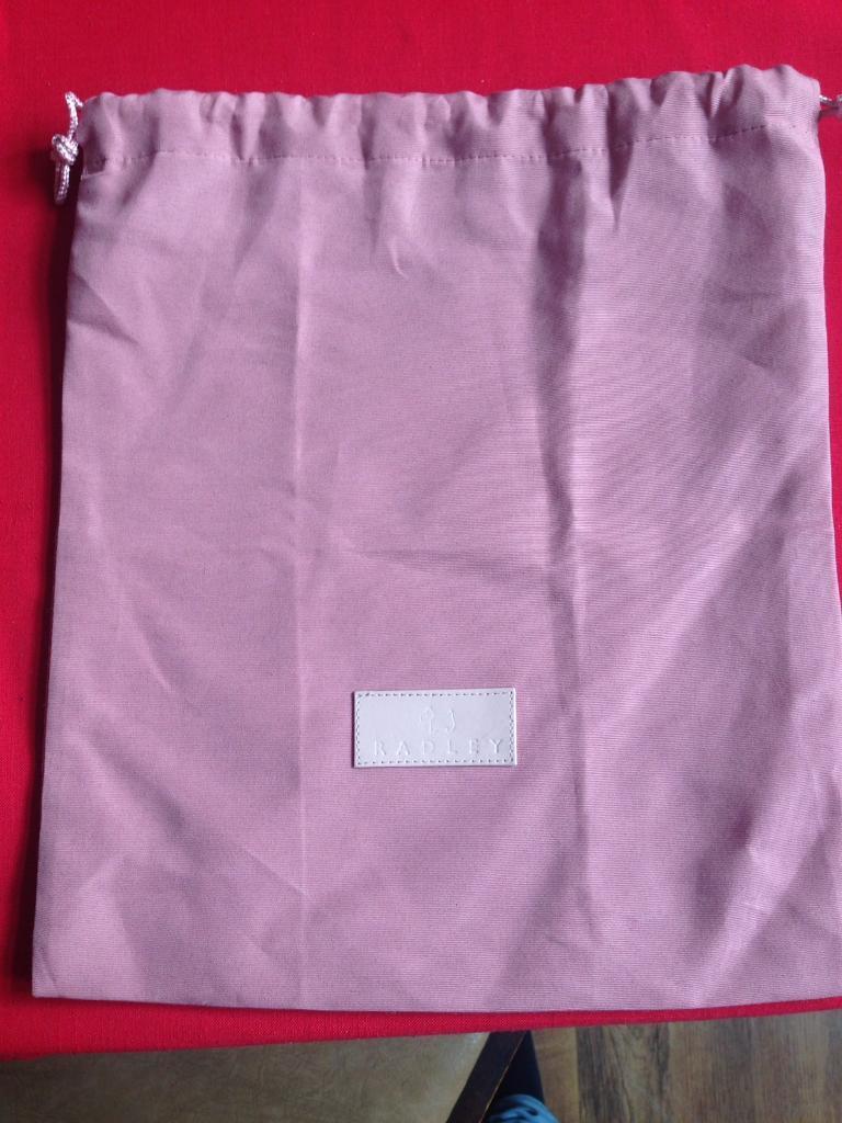 Drawstring Radley bag