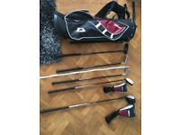 Wilson junior golf club set