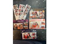 PHOTO BOOTH HIRE- £199- 3 HOURS UNLIMITED PRINTS + FUN PROPS (Nationwide delivery)