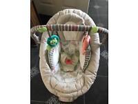 Comfort & Harmony Baby Bouncer.