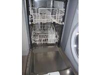 Limline silver dishwasher