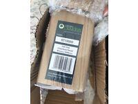 Oak newell posts brand new x 2