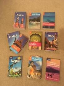 Lonely Planet / Rough Guides