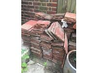 1930s roof tiles (x approx. 400)
