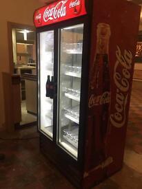 Coco Cola fridge