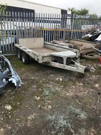 IFor Williams | Dual Axel Flat Bed Trailer