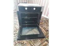 Oven and electric hob