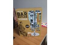 4 bottle optic bar rotating stand