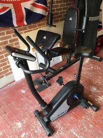 Electric exercise bike