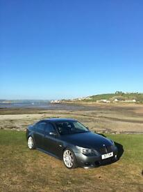 BMW e60 530d m sport 6 speed manual