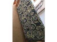 BRAND NEW - Bedeck / Broomhill Kallie Midnight Lined Curtains