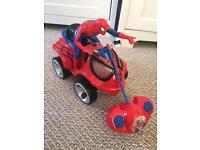 New Spider-Man remote control