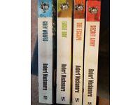 Robert Muchamore Hendersons Boys Books x 4 in very good condition