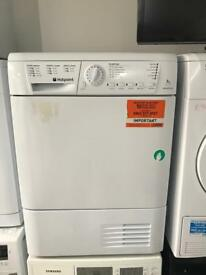 7kg Hotpoint Condenser With SensorDry