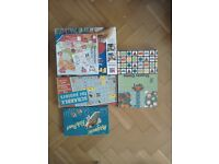 Childrens Games and Puzzle Bundle