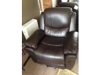 Brand new recline chair for disabled or elderly