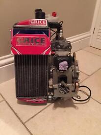 Rotax junior max 125 cc not tkm x30