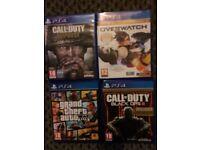 4 PS4 Games
