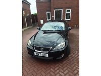 Lexus is220 with private plate fully loaded