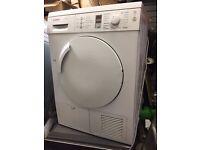 Bosch 7kg WTE84308GB/17 Tumble Dryer White