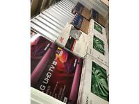 """Smart TVs Samsung/LG/Sony Bravia/ JVC 32""""—>75"""" 2020 model with warranty"""