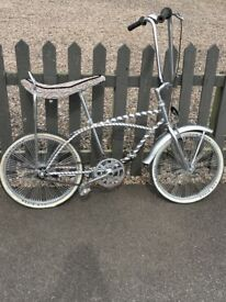 Low rider bike for sale