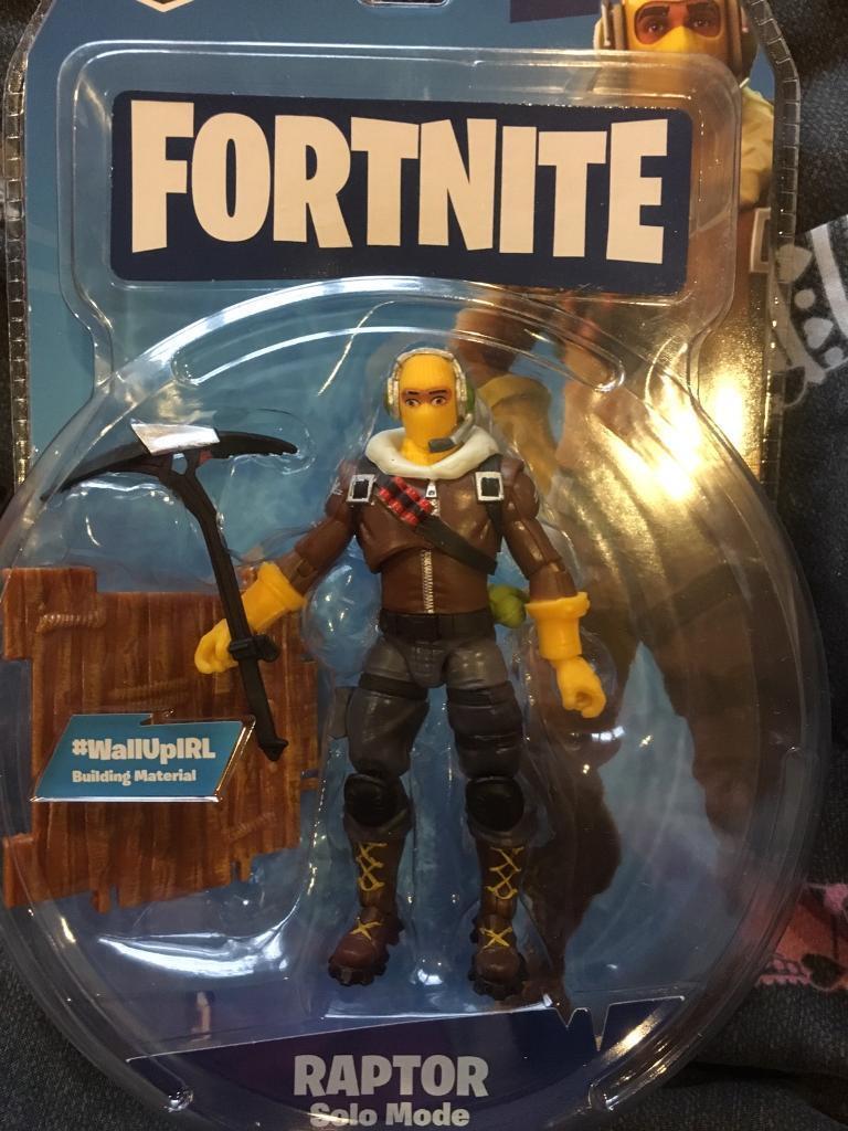 Fortnite Raptor Solo Mode N