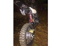 Dirt bike 180cc