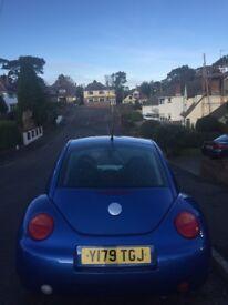 Vw beetle for sale **brand new mot**