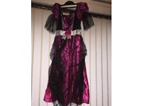 Halloween Scare queen dress