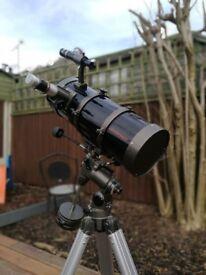 Celestron Advanced C8-NGT Astronomical Telescope (Reflector) 150 mm Newtonian.