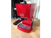 *******SOLD *******Gaggia Coffee Machine, makes authentic Italian coffee & in excellent condition