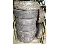 Van Wheels & Tyres
