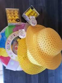 Easter bonnet craft set