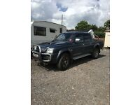 4x4 Mitsubishi warrior for sale