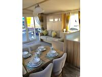 Luxury 2x Bedroom Static Caravan Complete with Bath Tub - Hayling Island