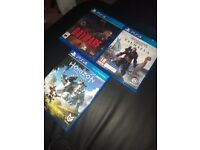 Ps4 games one has ps5 upgrade