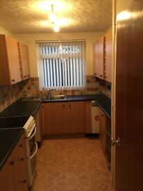2 BEDROOM FLAT TO LET in Evington,Leics. Available 1st Sept, Lounge/Dining Room, bathroom. Kitchen