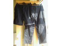 Craghoppers convertible trousers