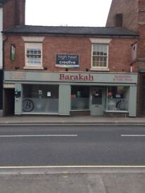 Restaurant & Takeaway for Sale - Non licensed Bangladeshi / Indian Belper Derbyshire DE56
