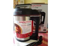 Morphy Richards Soup Maker (and Smoothies)