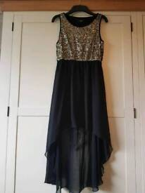 Party dress, size 10.