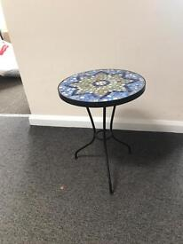 Mosque side table