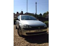 Vauxhall Corsa 1.0l *LOW MILEAGE* *IDEAL FIRST CAR*