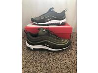 Nike Air Max 97 Ultra Cargo Khaki Size 9 UK