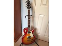 Used Epiphone Les Paul Standard - Cherry Sunburst